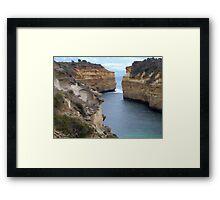 Great Ocean Road 5 Framed Print