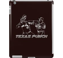 Texas Punch iPad Case/Skin