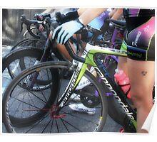Femme Racing  Poster