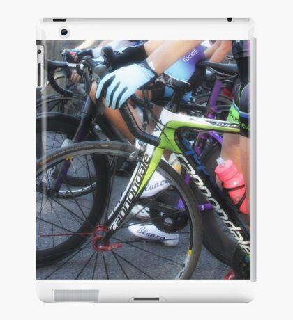 Femme Racing  iPad Case/Skin