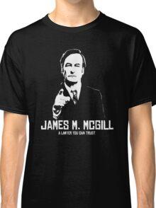 JAMES M. MCGILL Classic T-Shirt