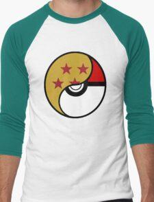 pocket dragon  Men's Baseball ¾ T-Shirt