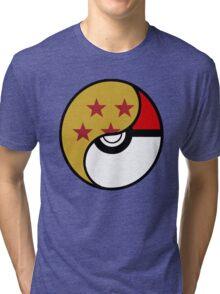 pocket dragon  Tri-blend T-Shirt