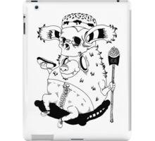 BearKing iPad Case/Skin