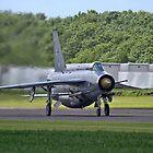 English Electric Lightning F6 by PhilEAF92