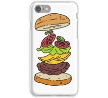 Roberts Burger iPhone Case/Skin