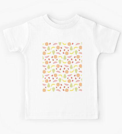 Fruit Pattern Kids Tee