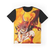 Natsu - Dragon Mode Graphic T-Shirt