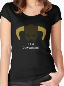 I am Dovahkiin Women's Fitted Scoop T-Shirt