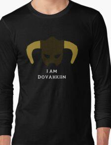I am Dovahkiin Long Sleeve T-Shirt