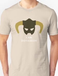 I am Dovahkiin T-Shirt