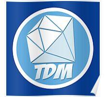 the diamond minecart dantdm Poster
