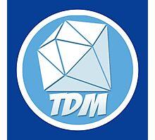 the diamond minecart dantdm Photographic Print