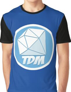 the diamond minecart dantdm Graphic T-Shirt