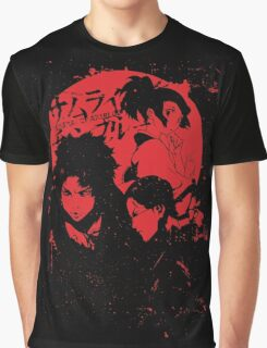 Three Samurai warriors Graphic T-Shirt