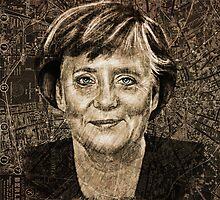Angela Merkel by gavcam