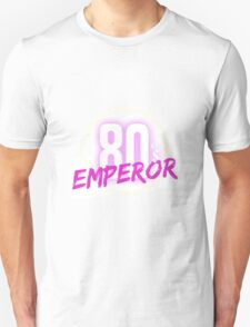80s Emperor Logo Unisex T-Shirt