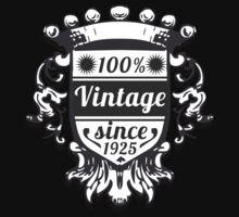 Vintage Labels by aurielaki