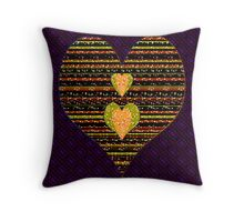 Flora 2 Throw Pillow