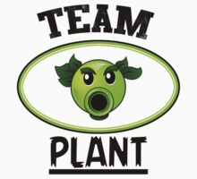 Team Plant One Piece - Short Sleeve