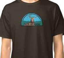 Deer Meadow Sheriff Department Classic T-Shirt