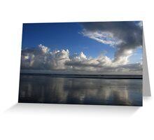 Sea and Sky Greeting Card