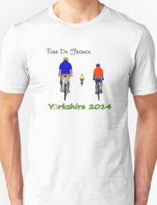 Tour De France. 2014 Unisex T-Shirt