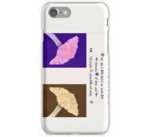 Flowers Power iPhone Case/Skin