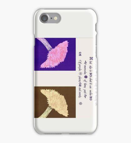 Flowers Power iPhone Case/Skin