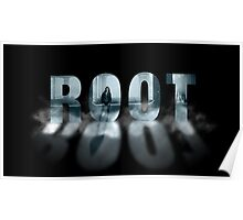 Root Fog - Person of Interest Poster