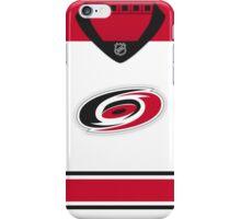 Carolina Hurricanes Away Jersey iPhone Case/Skin