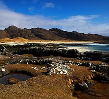 Afternoon at Sanna Bay by Alison Scotland