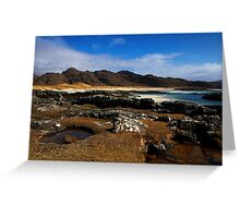 Afternoon at Sanna Bay Greeting Card