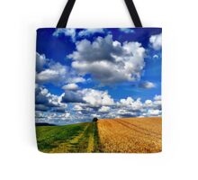 Harvest Time, Northern Ireland Tote Bag