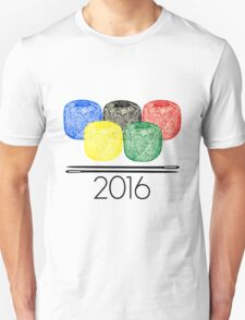 Craft Olympics - 2016 Unisex T-Shirt