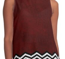 BLACK LODGE Contrast Tank