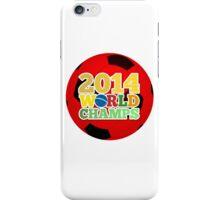 2014 World Champs Ball - Japan iPhone Case/Skin