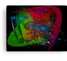 For Space Cadets Everywhere Canvas Print