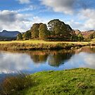 Cumbrian View by Dave Hare