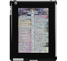 Genesis One  iPad Case/Skin