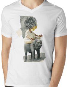 mEdiPHAnT Mens V-Neck T-Shirt