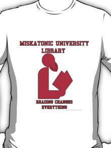 Miskatonic University Library T-Shirt