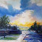 Sunnyhill Grove by Roman Burgan