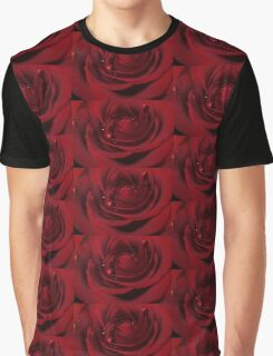Love Hurts! - Rose Graphic T-Shirt