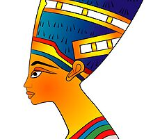 Nefertiti by siloto