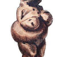 primeval Venus - fertility symbol by siloto