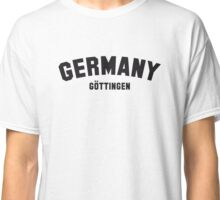 GERMANY GÖTTINGEN Classic T-Shirt