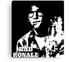 Bad Ronald Canvas Print