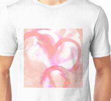 Nude Heart Unisex T-Shirt