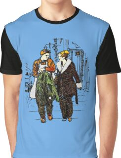 Fargo - Ed and Peggy Graphic T-Shirt